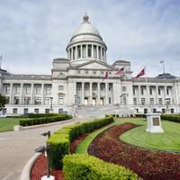 Arkansas state capital building